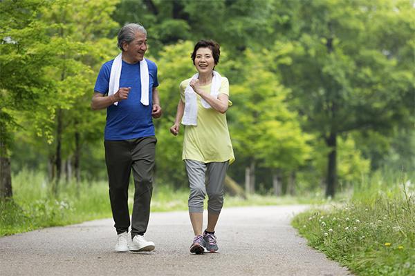 骨粗鬆症の運動療法