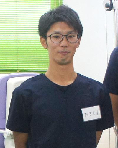 瀧嶋理学療法士