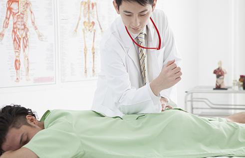 常に正しい診断を心掛け、正確な病状説明を行います。